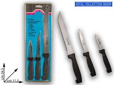 22552 2 3 KNIFE COLTELLI cm11,5x34,5