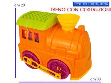 R0388AK TRENO C/COSTRUZIONI pz52 cm30x20x20