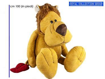 ME 9909 LEONE GIGANTE IN PIEDI cm100 95030041