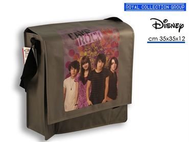 AS1344 AS 03 BORSA CAMP ROCK cm35x35x12