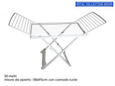 CONDOR STENDI PLAST C/ALI mt 2,30 MADE ITALY pl pz60