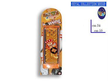 BLISTER GIOCO BOWLING 18PZ cm34x10 95030095
