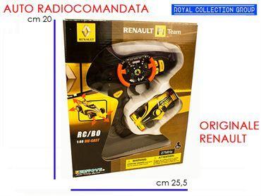 RENAULT FORMULA 1 TEAM RADIOCOMANDO ORIGINALE cm25,5x20