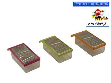 PL 23 GRATTUGIA COL ASS cm25x9,5 39241000