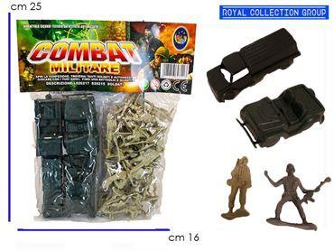 826217 COMBAT MILITARE SOLDATINI cm25x16 95030095