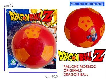 PALLONE DRAGONBALL Z GIOCHI PREZIOSI cm16x13,5