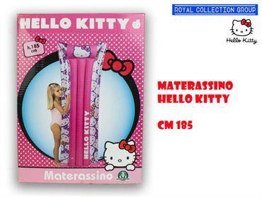MATERASSINO HELLO KITTY cm185 95030095