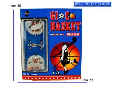 K 016191 GIOCO BASKET cm23x19 95030095