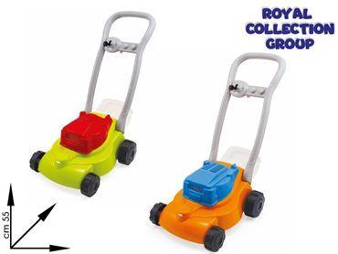 219 L TAGLIAERBA LUX C/RACCOGLI ERBA cm55 95030095