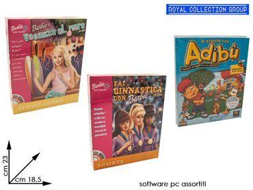 NCR0080 PC SOFTWARE ASS ORIGINALE cm23x18,5