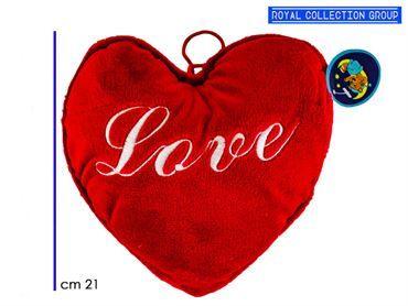 900D PELUCHE CUORE LOVE cm21 95030041