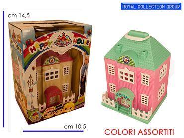 08008-1 CASETTA HAPPY HOUSE cm19x14,5x10,5 95030095