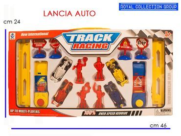 K033674 5599-19 PISTA RACING TRACK cm46,5x24 95030095