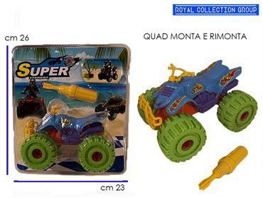 K031287 3388D SUPER QUAD MONTA SMONTA cm26x23 95030095