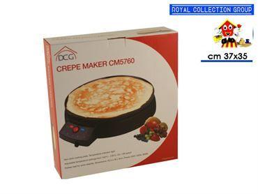 CM5760 ELTRONIC CREPE MAKER cm37x35