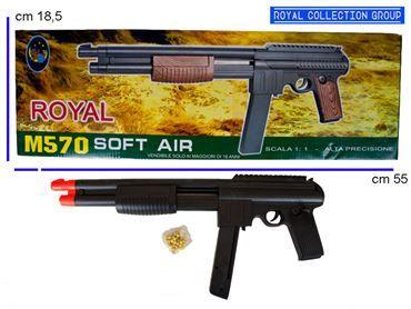 M570 FUCILE SOFT AIR ROYAL cm55x18,5 95030081