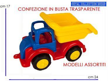 K041400 AUTOMEZZO 3 ASS COL cm24x17 95030095