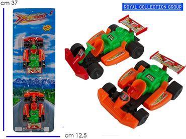 K056807 BLISTER 2 GO KART SPEED cm37x12,5 95030095