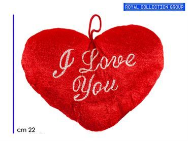 8057 CUORE I LOVE YOU cm22,5x15 95030041