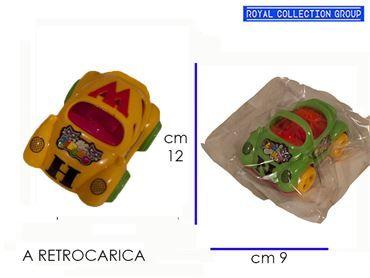 K042489 AUTO RETROCARICA COL ASS (60PZ) cm7 95030095
