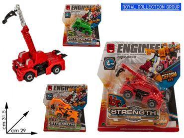 K059266 TRANSFORMER ENGINEE 3 ASS cm31,5x29 95030095