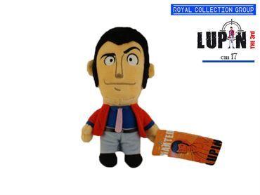 PELUCHE LUPIN cm17 95030041