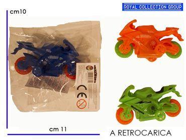 K037457 MOTO RETROCARICA COL (60PZ) cm9 95030095
