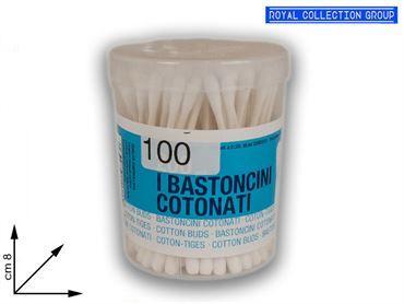 COTTON FIOC 100 BASTONCINI cm8