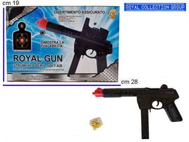 M308 FUCILE SOFT AIR ROYAL cm28X19