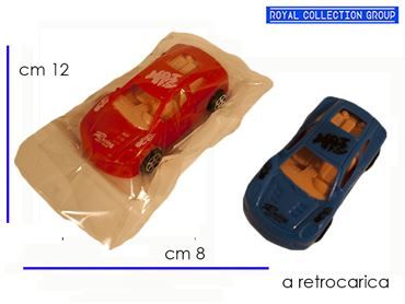 K077900 AUTO RETROCARICA COL ASS (60PZ) CM 9