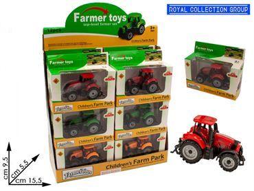 K094377 TRATTORE FARM COL  DISPLAY 12 PZ