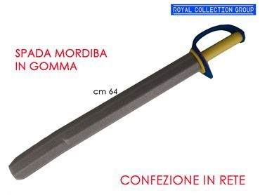 K108047 SPADA GOMMA COL  CM 64