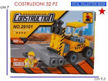 K129935 BUILD COSTRUZIONI  MULETTO PZ 32 29101 CM  9.5X7