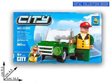K129892  BUILD COSTRUZIONI AUTO PZ 50 25202 CM 16.5X9.5