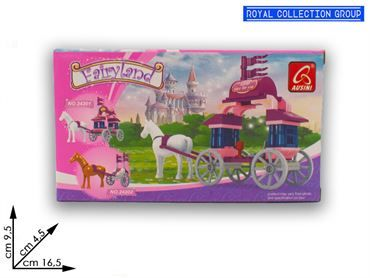 K129853  BUILD COSTRUZIONI FAIRYLAND PZ 57 24201 CM 16.5X9.5