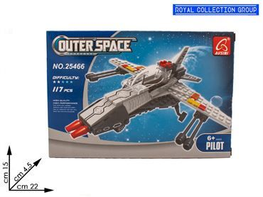 K129908  BUILD COSTRUZIONI ASTRON. SP PZ 117 25466 CM 22X15