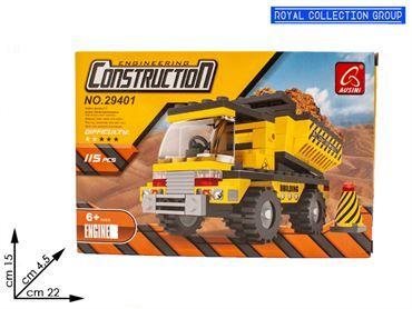 K130517  BUILD COSTRUZIONI MEZZO LAVOR PZ 115 29401 CM 22X15