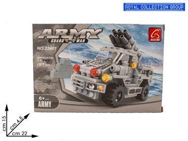K129831  BUILD COSTRUZIONI CAMION ARMY PZ 197 22401 CM 22X15