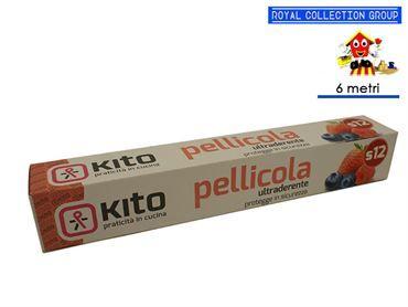 PEL12S/S ROTOLI PELLICOLA 6 METRI