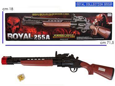 255A FUCILE SOFT AIR ROYAL  CM 71.5X18