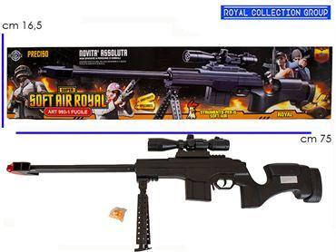 993 1 FUCILE SUPER SOFT AIR CM 75X16.5