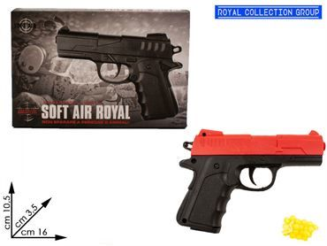 044 PISTOLA SOFT AIR ROYAL  CM 16X10.5