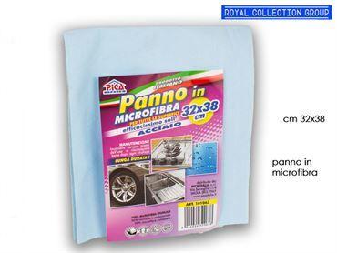 PANNO MICROFIBRA COL ASS CM 32X38