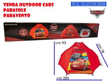 28393 TENDA CARS  CM 60 X10