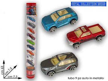 K0865 K6200289  CILINDRO 9 AUTO DIE CAST CM 63