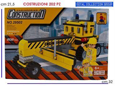 K490537 BUILD COSTRUZIONI ENGINEER PZ 202  29502 CM 32X21.5