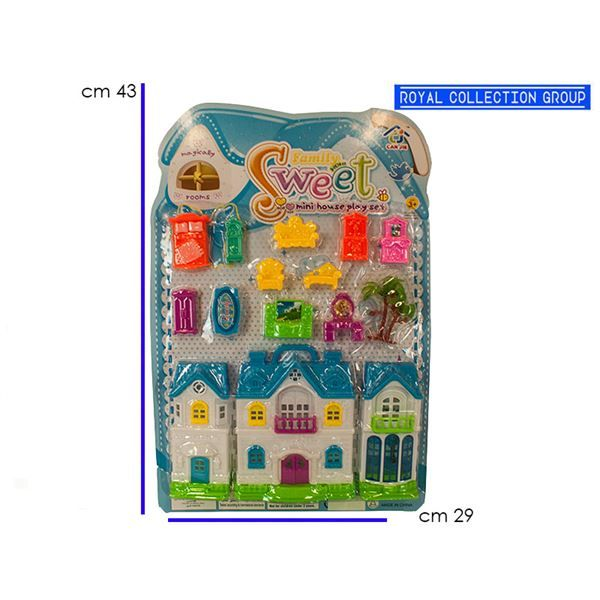K076056 BLISTER SWEET HOME GR CM 43X29 - Royal Collection ...